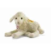 peluche steiff agneau couche st073281