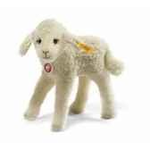 peluche steiff agneau debout st073298
