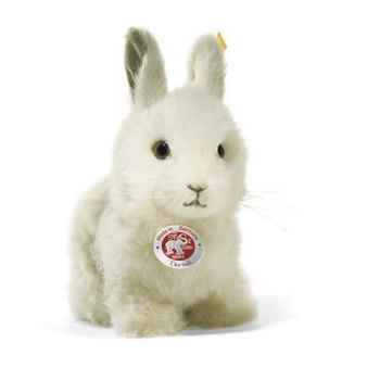 Peluche Steiff Lapin nain Donnill blanc -st076503