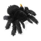 peluche steiff mygale claire mohair noire st035524