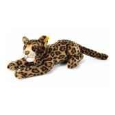 peluche steiff leopard couche st064036