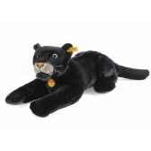 peluche steiff panthere couche noir st064203