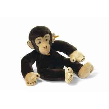 Peluche Steiff Chimpanzé brun foncé -st064401