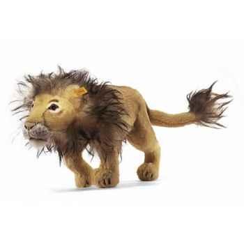 Peluche Steiff Lion Leo debout -st066627