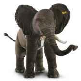 peluche steiff elephant studio 52050