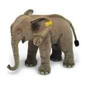 peluche steiff elephanteau studio debout 500701