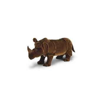 Peluche Steiff Rhinocéros studio debout-500855