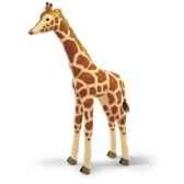 peluche steiff girafe studio mohair debout 502187
