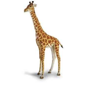 Peluche Steiff Girafe studio mohair debout-502309