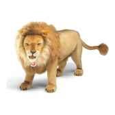 peluche steiff lion studio debout 502651