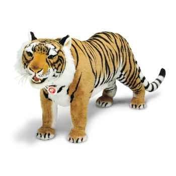 Peluche Steiff Tigre studio debout-502804