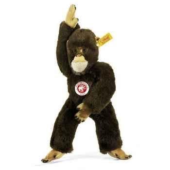 Peluche Steiff Chimpanzé Jocko brun -st060250