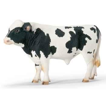 schleich-13632-Taureau Holstein