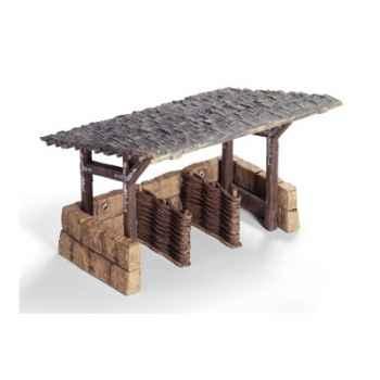 schleich-42030-Figurine Etable