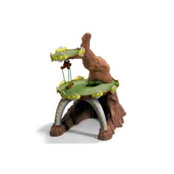 Figurine Schleich Maison Elfes Vert d\'été -42032