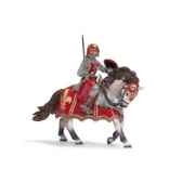 schleich 70056 chevalier avec epee a cheval
