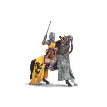 schleich-70054-Chevalier avec épée à cheval