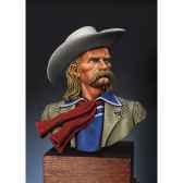 figurine kit a peindre buste c george a custer en 1873 s9 b01