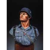 figurine kit a peindre buste buste de fantassin allemand s9 b02