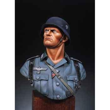 Figurine - Kit à peindre Buste  Buste de fantassin allemand - S9-B02