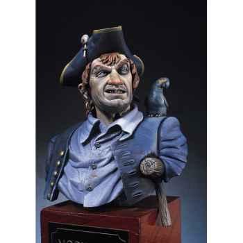 Figurine - Kit à peindre Buste  Long John Silver - S9-B04
