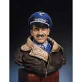 figurine kit a peindre buste adolf galland s9 b05