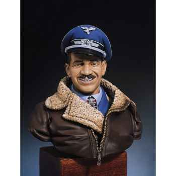 Figurine - Kit à peindre Buste  Adolf Galland - S9-B05