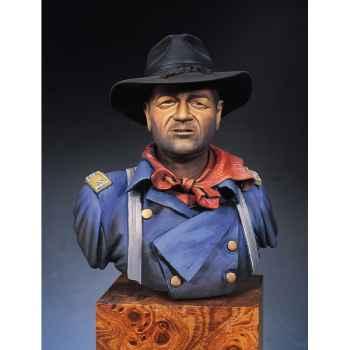 Figurine - Kit à peindre Buste  Le Duc - S9-B07