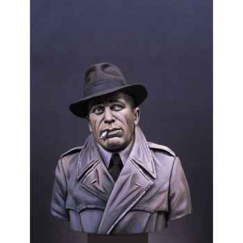 Figurine - Kit à peindre Buste  Rick  Casablanca en 1942 - S9-B11