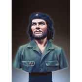 figurine kit a peindre buste che guevara s9 b16