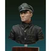 figurine kit a peindre buste joachim jochen peiper en 1944 s9 b24