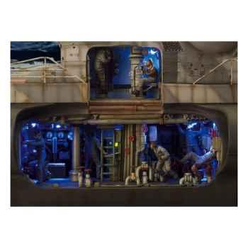 Figurine - Kit à peindre Partie de l'U-Boat  VII C - LP-10