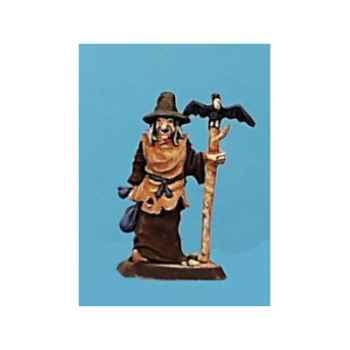 Figurine - Kit à peindre Sorcière - CA-003