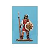 figurine kit a peindre guerrier ca 006