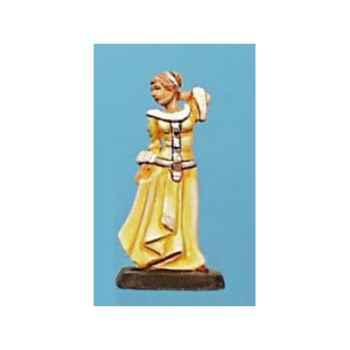 Figurine - Kit à peindre Demoiselle - CA-008