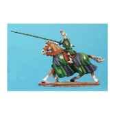 figurine kit a peindre chevalier dans un tournoi ii ca 010