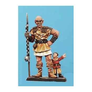 Figurine - Kit à peindre Géant et nain - CA-012