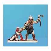 figurine kit a peindre viking et prisonniere ca 017