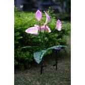 fleur lumineuse a energie solaire jiawei 1811 tm1218qr lf