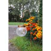 lanterne solaire en metadiffuseur en verre jiawei 1834 tm1218gh