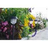 lot de 4 lanternes a energie solaire pour balisage jiawei 1011qoa