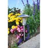 lanterne solaire avec option applique murale support fourni jiawei 1011ssd4