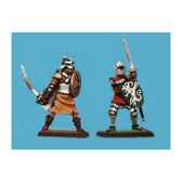 figurine kit a peindre guerriers ca 024