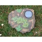 decoration de jardin lumineuse a energie solaire feuille lierre jiawei g020044aa