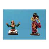 figurine kit a peindre danseuses ca 026