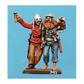 figurine kit a peindre fete de vikings ca 027