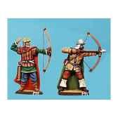 figurine kit a peindre archers 2 ca 028