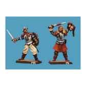 figurine kit a peindre barbares 2 ca 029