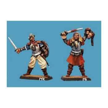 Figurine - Kit à peindre Barbares  2  - CA-029
