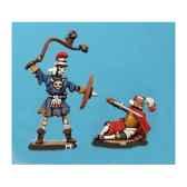 figurine kit a peindre lutteurs ca 031